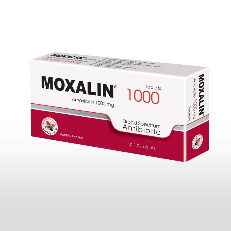 Moxalin 1000
