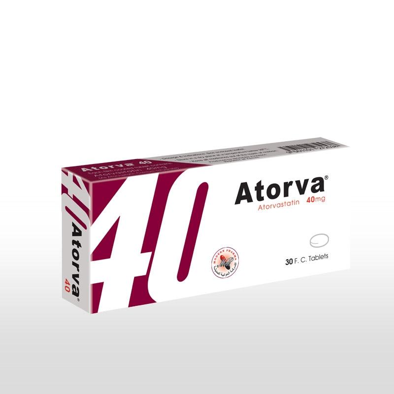 ATORVA 40